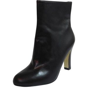 NEW Ivanka Trump Dabri Leather Ankle Boot